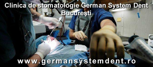 chirurgie dentara la GSD Bucuresti
