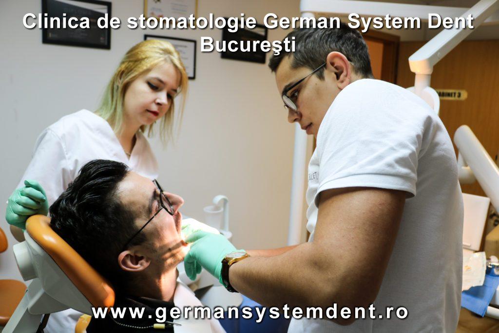 stomatologie chirurgie dentara bucuresti