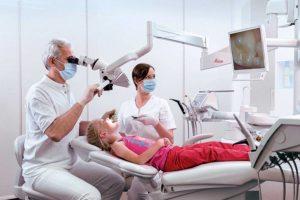 endodontie chirurgie la microscop