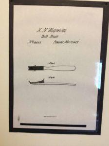 brevet periuta de dinti
