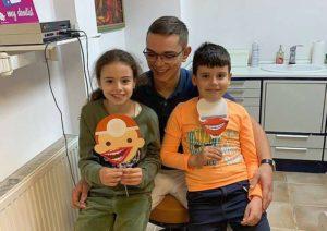 stomatologie pentru copii in Bucuresti