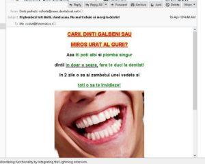 dentist la tine acasa
