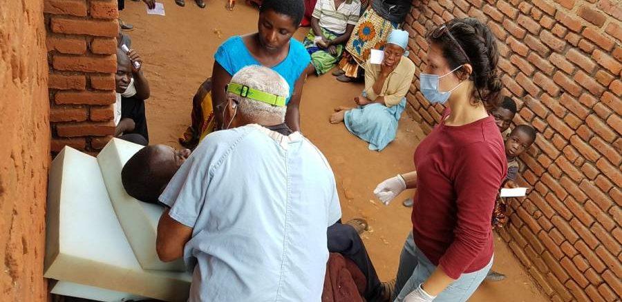 dentist voluntar