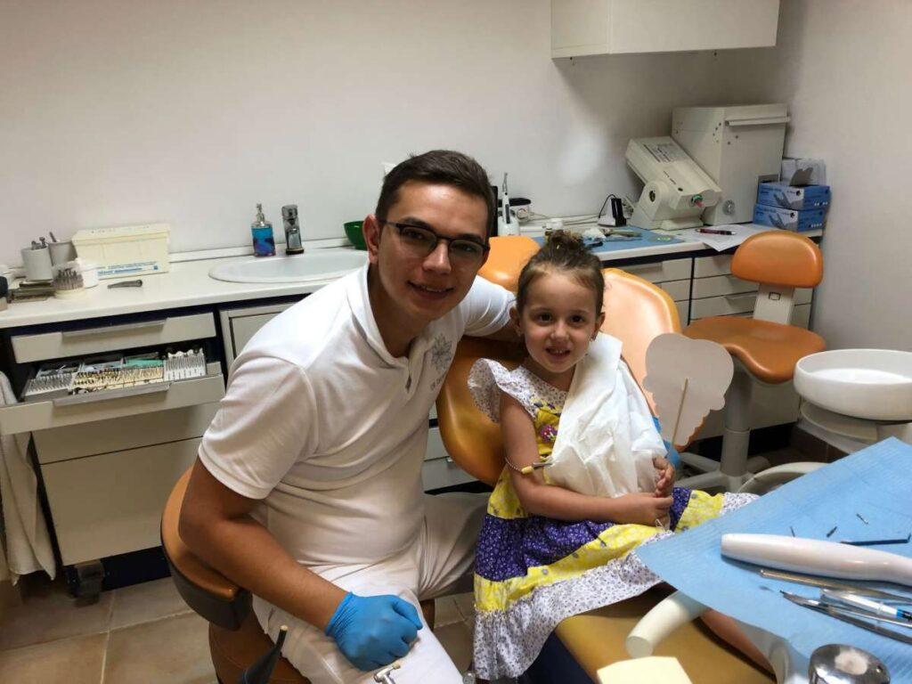 stomatologoa pentru copii